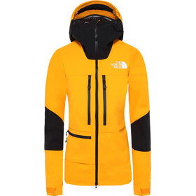The North Face L5 Jacket Dame knockout orange/tnf black
